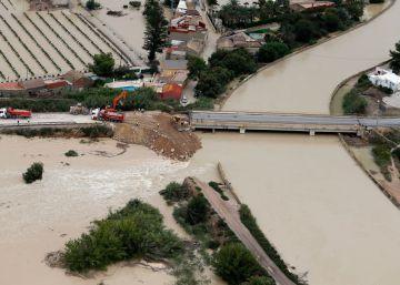La dana de septiembre, uno de los 15 peores desastres naturales del mundo en 2019