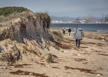 El clima agita la batalla del puerto de Valencia