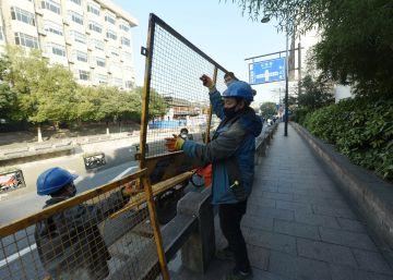 Cuarentena en China por el coronavirus: salir de casa solo cada dos días y a por víveres