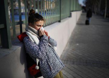 La epidemia de gripe de este año se ensaña con los niños