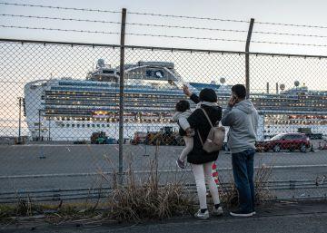 La vida en el crucero en cuarentena por el coronavirus: ?Las salidas a cubierta son todo un lujo?