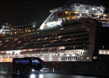 Las evacuaciones de los cruceros abren otro frente contra el virus