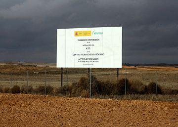 Enresa renuncia al proyecto de construcción del almacén nuclear de Villar de Cañas