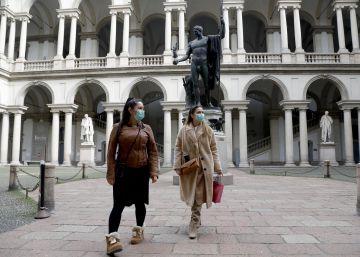 El turismo italiano se resiente; España mira expectante