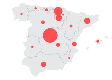 Casos confirmados en España y en el mundo y claves para entender el coronavirus