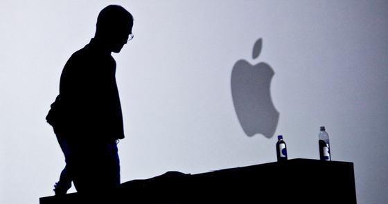 674dd1d0efc El cofundador de Apple, Steve Jobs, en una presentación el 7 de junio de