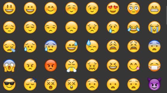 Toda La Gama De Las Emociones Humanas, En Lenguaje