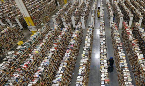 Amazon vende muito e ganha pouquíssimo   Tecnologia   EL PAÍS Brasil
