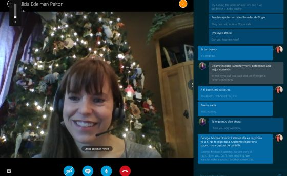 Skype app to offer simultaneous translation during video