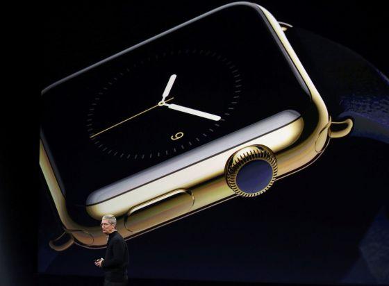 aba247c6bde Apple Watch  Apple entra no mundo do luxo com seu relógio ...