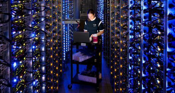 Próxima frontera en Internet: la 'nube' | Tecnología | EL PAÍS