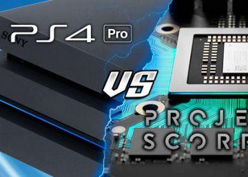 Xbox Scorpio VS PS4 PRO, ¿cuál es mejor?