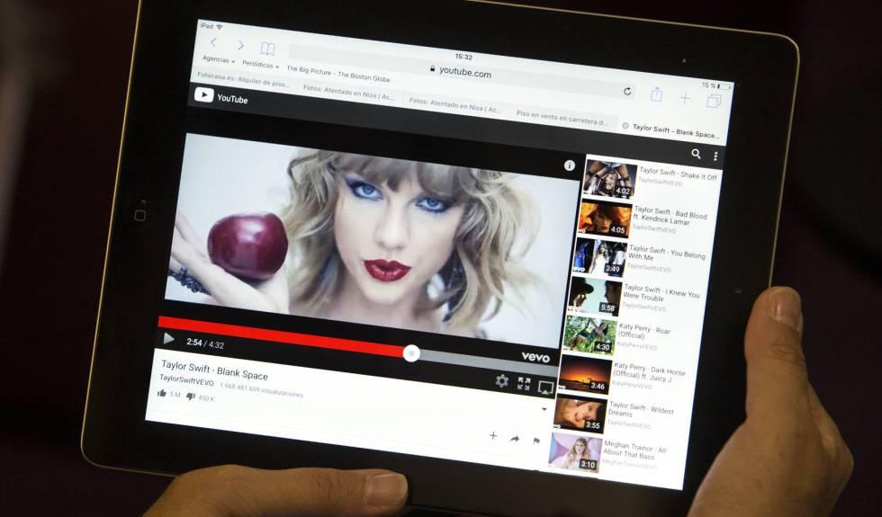 Así detecta YouTube los vídeos sin derechos de autor | Tecnología ...