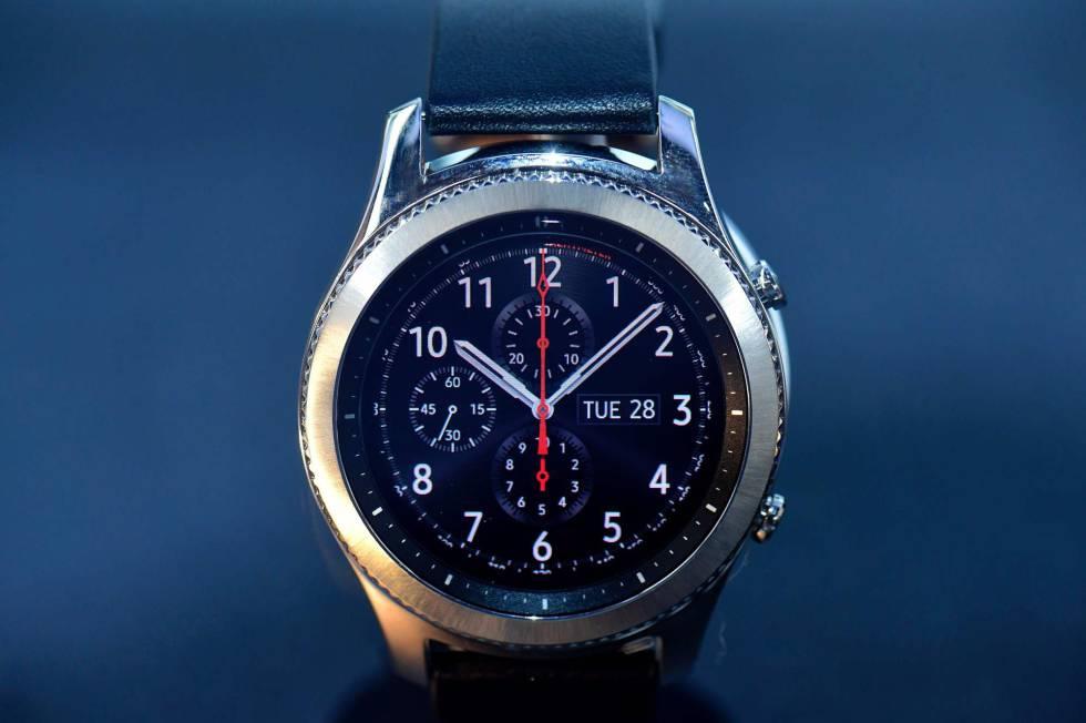 Reloj samsung gear s3 mujer