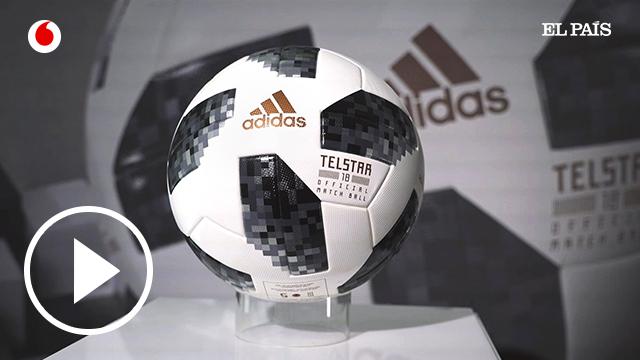Así es la tecnología tras Telstar 18, el balón del mundial