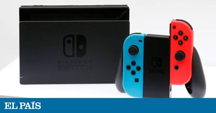 Nintendo Switch Precio Juegos Y Caracteristicas Tecnologia El Pais