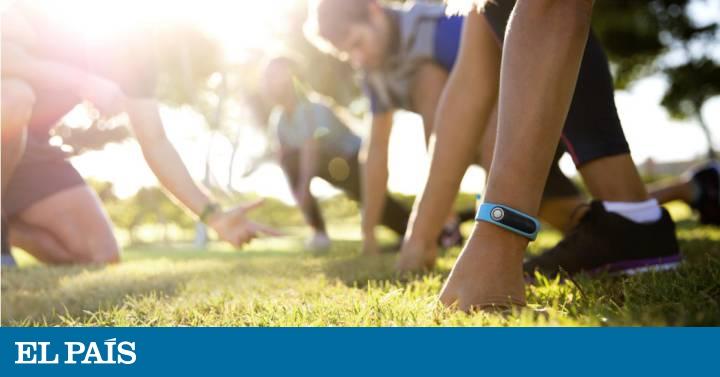 4e51b73c0 La pulsera que te dice tu porcentaje de grasa | Tecnología | EL PAÍS