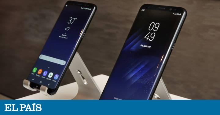 9a82eba30e7f6 Samsung Galaxy S8  una enorme pantalla curva con batería a prueba de bombas