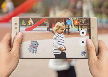 Lenovo Phab 2 Pro, la realidad aumentada de Google en el móvil