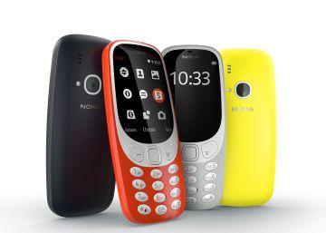 Nokia 3310: sólo para nostálgicos