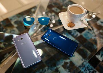 HTC U11, un móvil para ?achuchar?