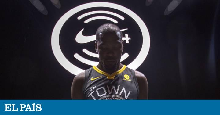 Nike conecta la camiseta de la NBA con los fans  559cb179423b7