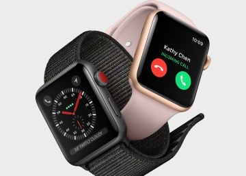 Apple Watch Series 3: mejor con 4G