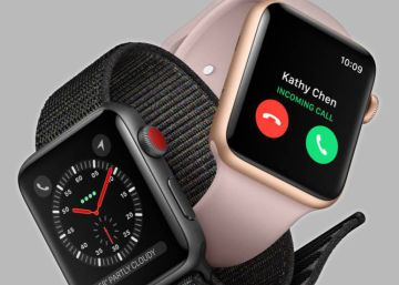 Apple Watch Series 3: mejor con 4G