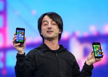 Microsoft abandona sus móviles