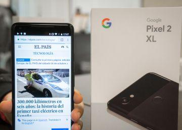 Pixel 2, un gran Android que prescinde de la doble cámara