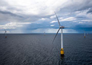 Escocia pone en marcha el primer parque eólico flotante del mundo