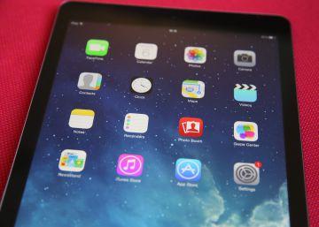 Apple trabaja ya en el ?iPad X?, sin botón home y reconocimiento facial