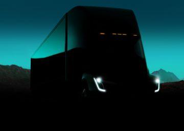 Tesla Semi, el camión eléctrico y futurista