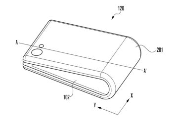Samsung prepara su ?vendetta? contra el iPhone X: un móvil plegable
