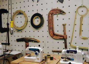 Un día en el garaje de Google