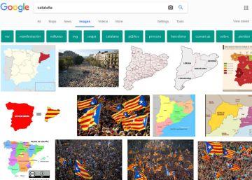Lo más buscado de 2017 en Google: el artículo 155, la DUI y otras dudas sobre Cataluña