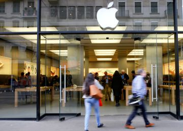 Apple acepta pagar 31.000 millones en EE UU tras la reforma fiscal de Trump