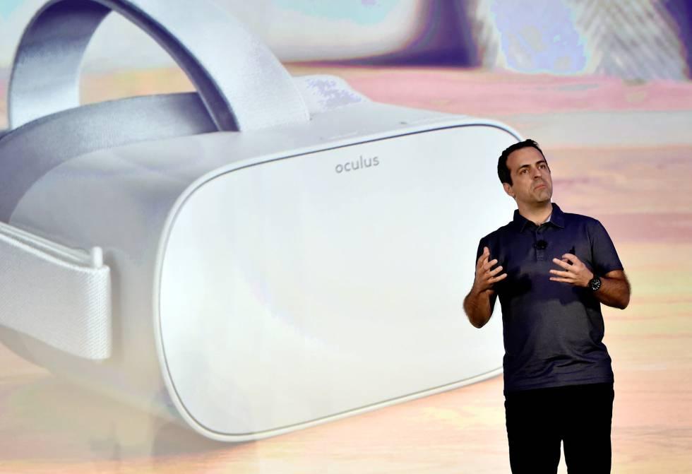 Y las gafas de realidad virtual se hicieron mayores