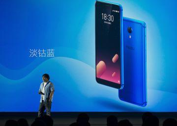 Meizu lanza su primer móvil ?todo pantalla? para combatir a Xiaomi y a Huawei