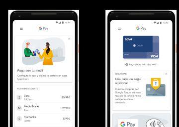 Google Pay, la plataforma de pago y cartera digital unificada de la compañía