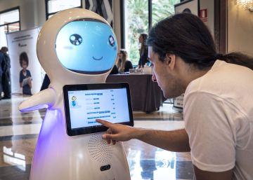 Un robot contra el acoso escolar