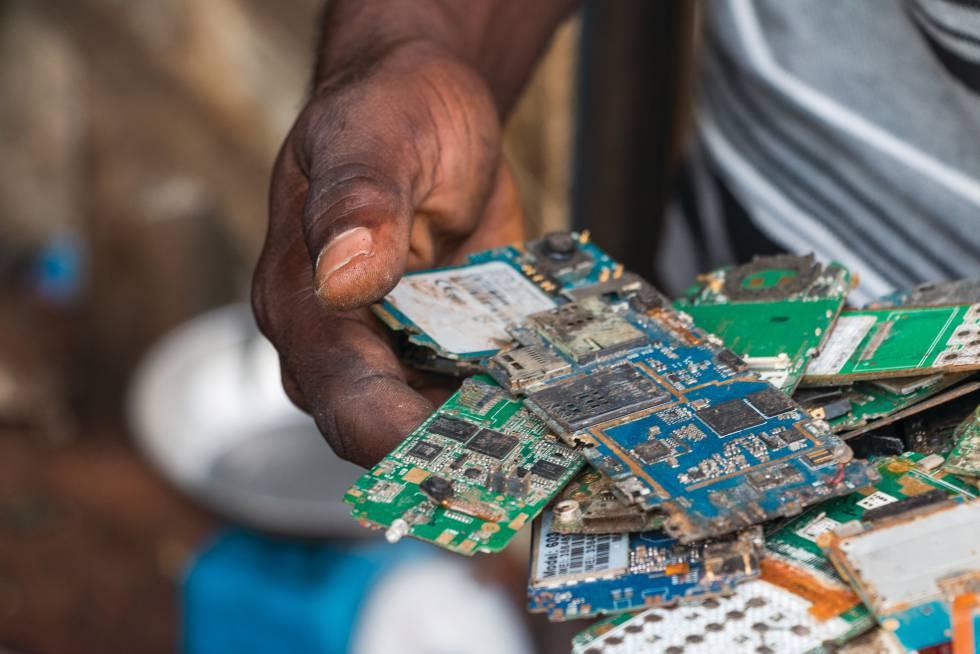 Por qué el Tercer Mundo ya no es el cubo de la basura electrónica del planeta