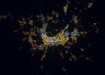 Un mapamundi nocturno ?online? para combatir la contaminación lumínica