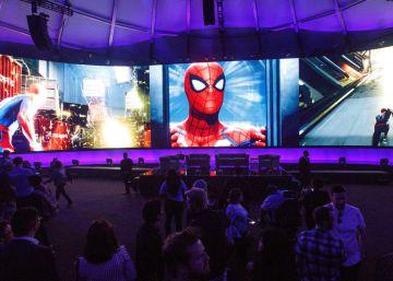 PlayStation, sentido del espectáculo en E3