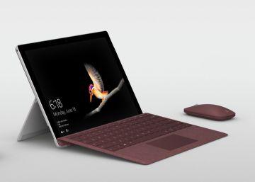 Microsoft se acerca al iPad con su Surface Go
