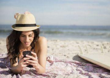 Aplicaciones para controlar la exposición a los rayos UVA