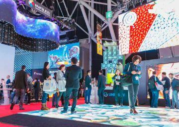 La feria mundial audiovisual convierte Barcelona en la capital del sector