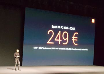 Xiaomi Mi A2: todo lo que puedes tener en un móvil por 249 euros