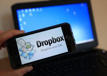 Polémica por la cesión de datos de Dropbox a terceros