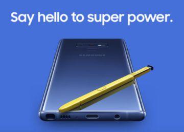 El nuevo Samsung Galaxy Note 9, filtrado en un vídeo por error